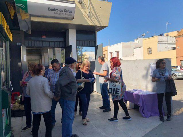 Podemos Utrera insta tanto al ayuntamiento como a la delegación de salud pública a informar a la ciudadanía de Utrera sobre la listeriosis