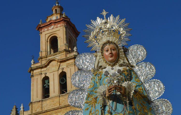 La parroquia de Santa María reorganiza los cultos en honor a la Virgen de la Mesa tras suspender la procesión del 15 de agosto