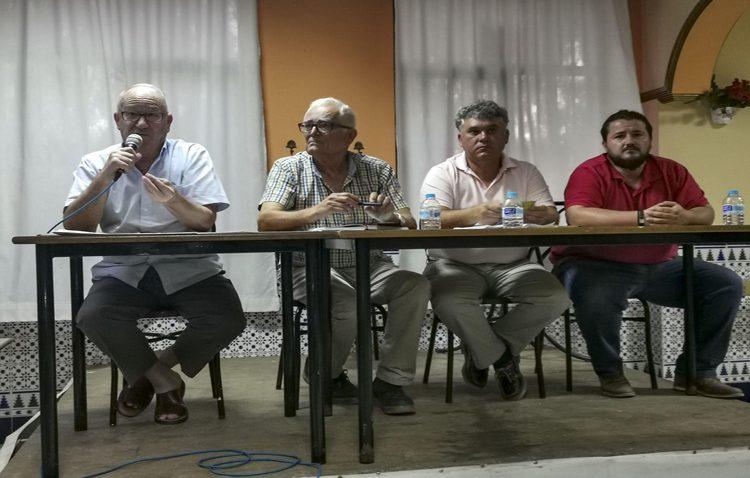 """Nueva Asociación productores de Aceitunas de Mesa de Utrera y comarca Sevillana. """"ASC. El Verdeo"""""""