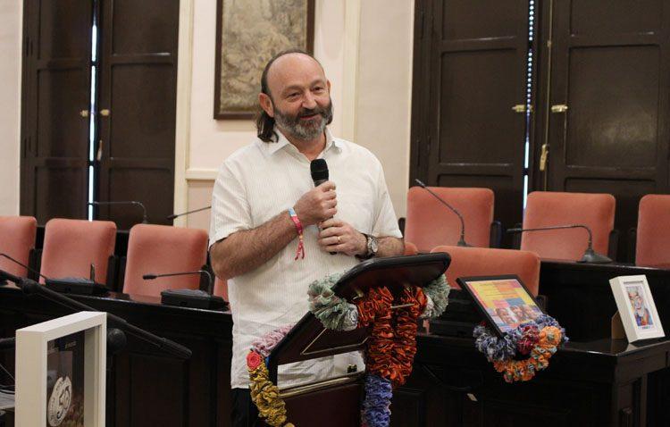 Un reconocimiento a Utrera por su solidaridad con la Fundación Vicente Ferrer