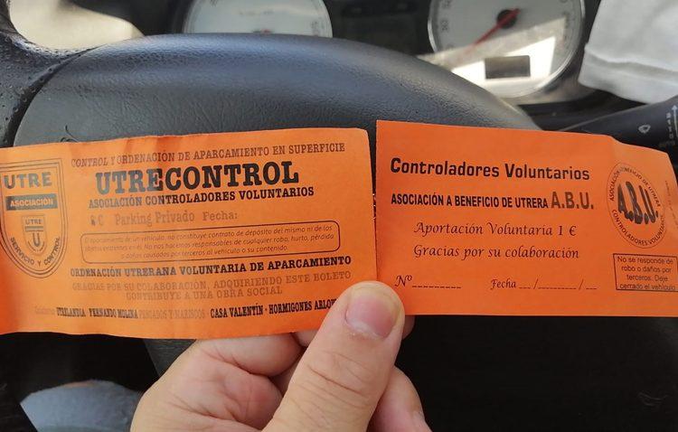 El Ayuntamiento de Utrera aclara que «es opcional» pagar a los voluntarios de los estacionamientos