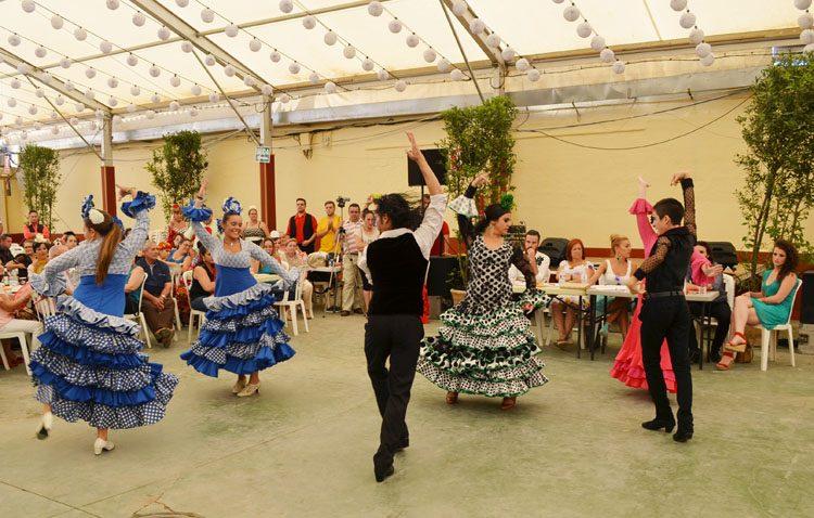 El concurso de baile por sevillanas repartirá 1.700 euros en premios