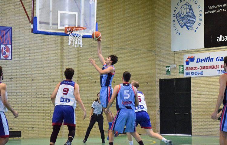 El Club Baloncesto Utrera, vencedor de la Copa Delegación de Sevilla