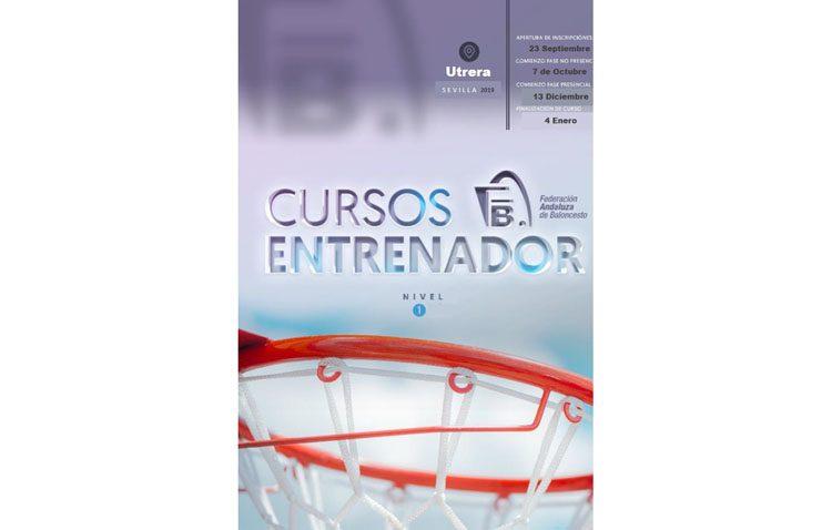 Abierto el plazo de inscripción para un nuevo curso de entrenador de baloncesto en Utrera
