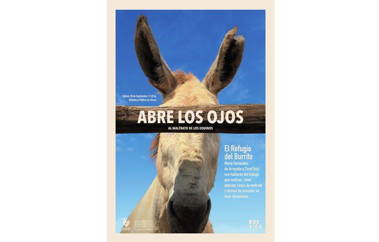 Una conferencia hablará este sábado del maltrato a los burros en Utrera