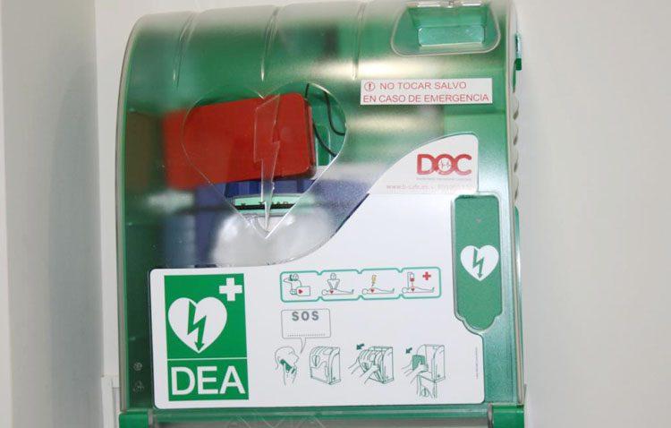 Una feria de Utrera cardioprotegida con desfibriladores en el Real