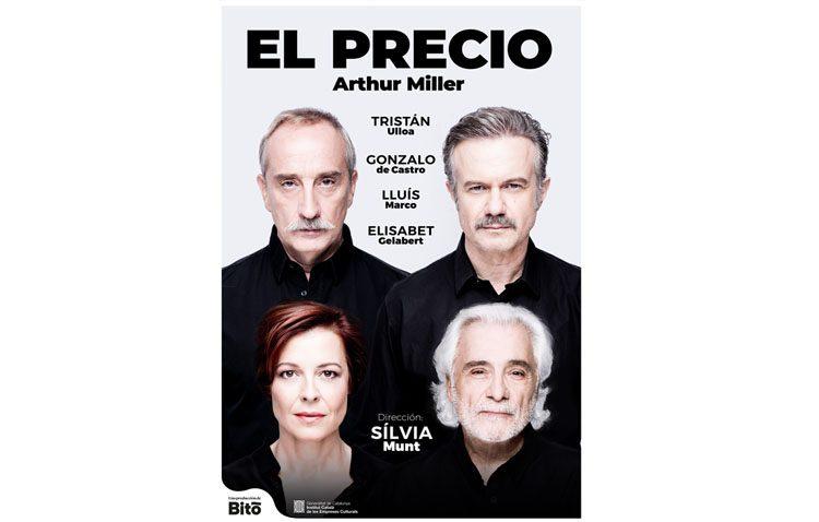 La temporada del teatro de Utrera se estrena este viernes con «El precio»