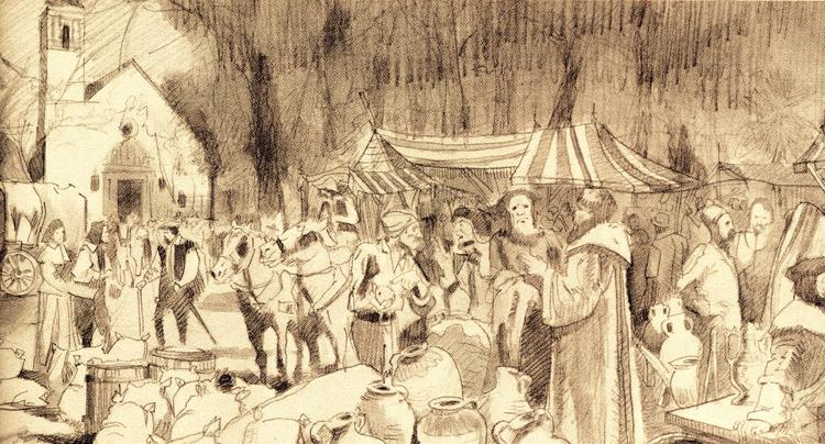 La feria de Utrera, una fiesta única ligada a la historia de Consolación