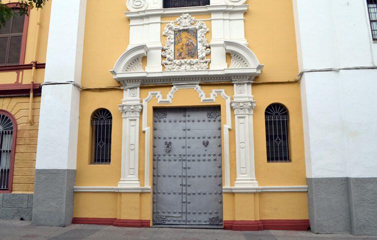 La iglesia del Carmen reabre este martes al culto tras las mejoras acometidas en el altar y en el camarín de María Auxiliadora