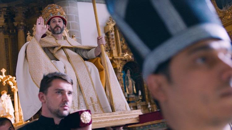La serie documental sobre la iglesia palmariana será emitida en Movistar+