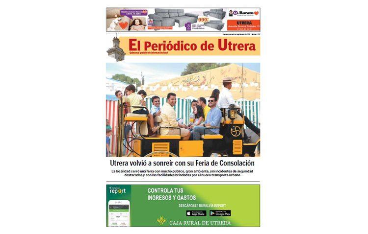 Un repaso por la Feria de Consolación en «El Periódico de Utrera»