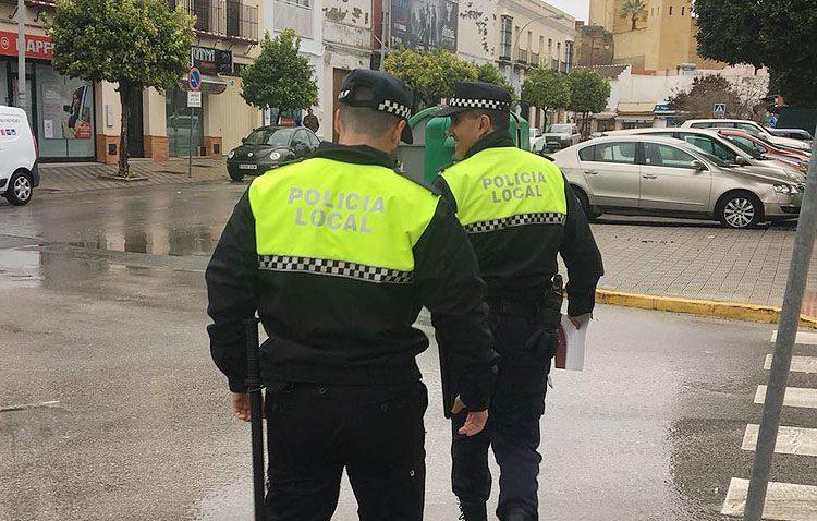 Primer detenido en Utrera por el estado de alarma: un menor que incumplió el decreto y agredió a los policías