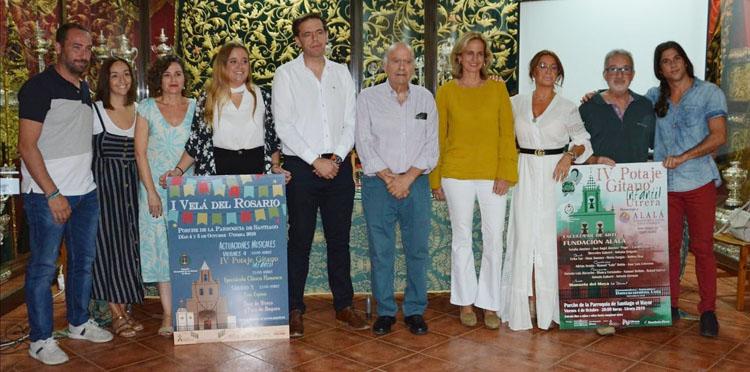 El Potaje Gitano Infantil se traslada al porche de Santiago y rendirá homenaje a la Fundación Alalá,