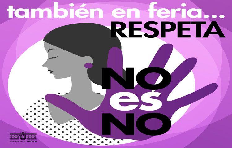 La feria de Utrera contará con un «punto violeta» contra las agresiones y acoso hacia las mujeres