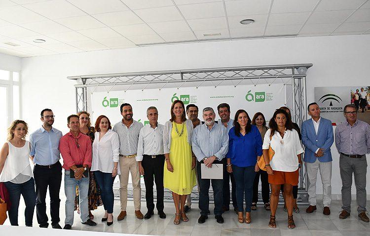 Un sendero rural de 292 kilómetros unirá Utrera con Alcalá la Real pasando por 23 pueblos