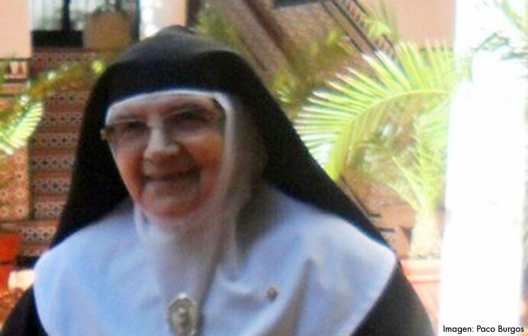 Fallece la religiosa utrerana Dolores Durán Falcón