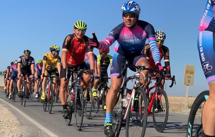 Comienza la nueva temporada del club deportivo «Utrera en bici»