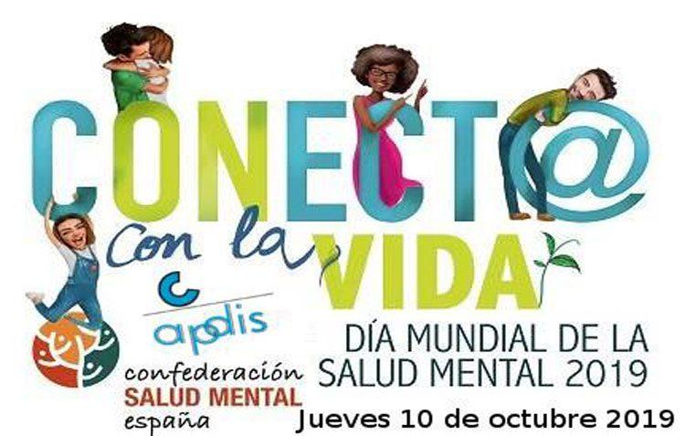 Apdis organiza una marcha con motivo del Día Mundial de la Salud Mental