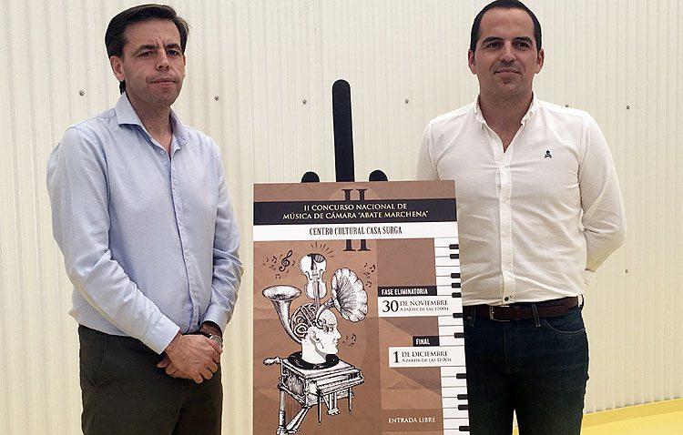 El concurso nacional de música de cámara de Utrera repartirá 3.000 euros en premios en su segunda edición