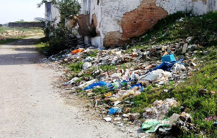 Más contenedores de basura y plásticos, limpieza de vertederos ilegales y aplicación de sanciones en Utrera