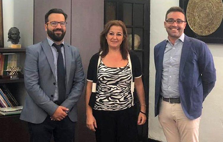 La federación andaluza de autónomos del comercio, dispuesta a proponer medidas para reactivar el mercado de abastos en Utrera