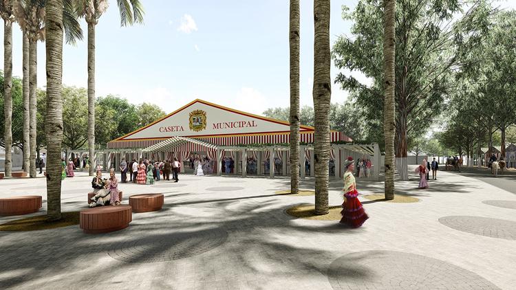 Utrera estrenará su «nuevo» recinto ferial en 2020 (IMÁGENES)