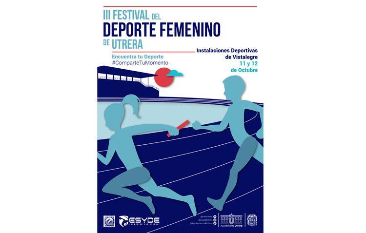 El Festival del Deporte Femenino abre sus puertas a seis jornadas repletas de actividades