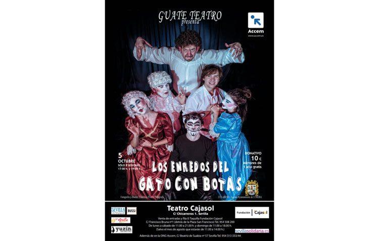 Cita solidaria con Guate Teatro en Sevilla