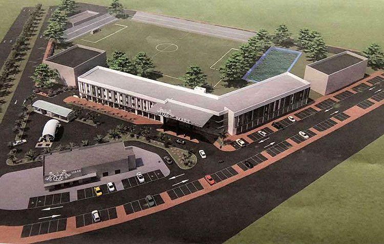 El alcalde de Utrera presenta el proyecto del futuro hotel de Vistalegre