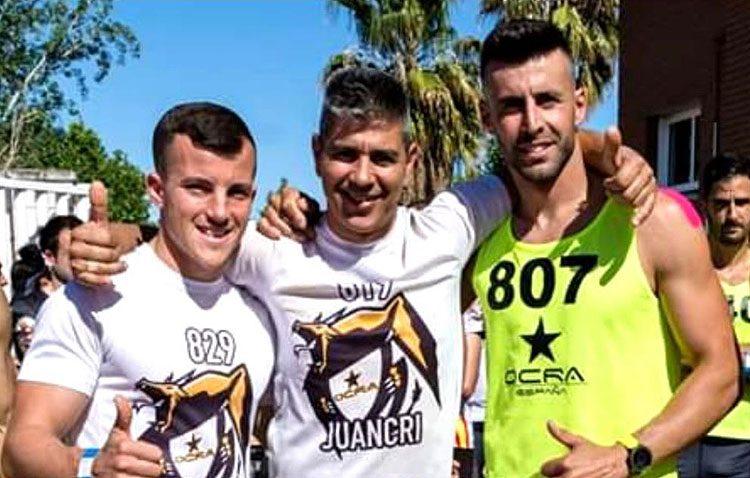 Tres deportistas de Utrera participarán en Londres en el campeonato del mundo de carreras de obstáculos