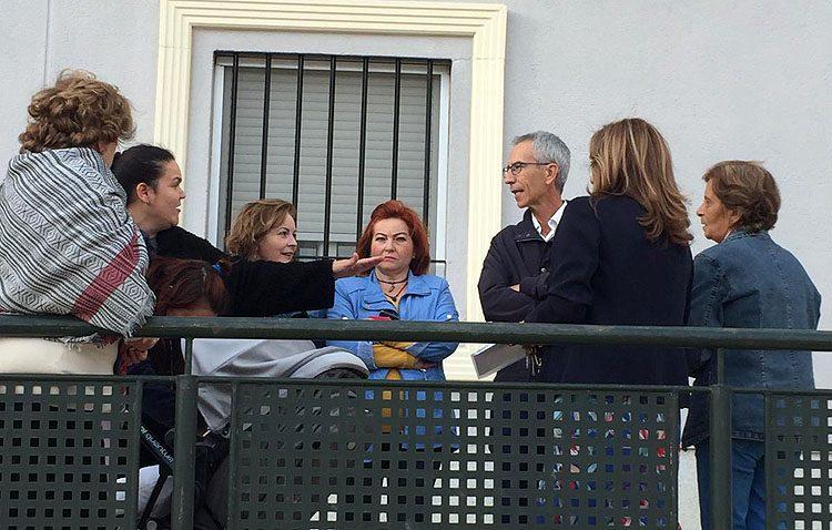 Juntos por Utrera denuncia la «falta de actuación municipal» en las barriadas La Gordilla y Renfe