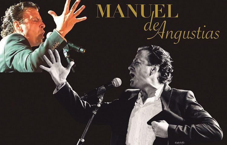 «Pasión por Bambino» con Manuel de Angustias en el teatro de Utrera