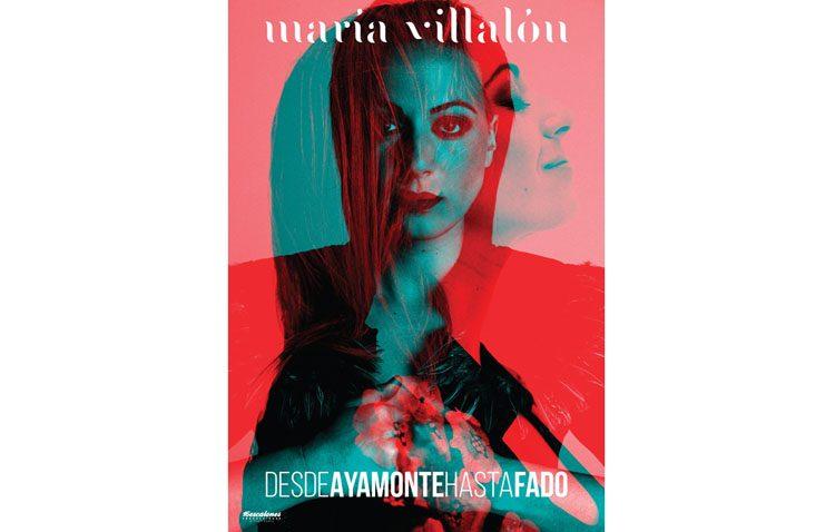 Cita musical con María Villalón en el teatro de Utrera