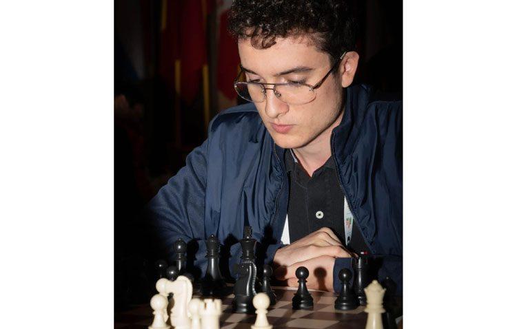El utrerano Miguel Santos, cuarto en el mundial sub-20 de ajedrez