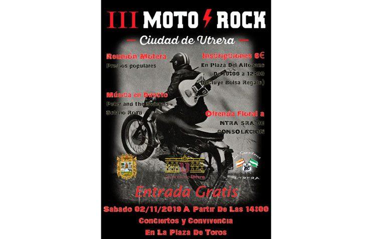 Utrera acoge este sábado su tercer «Moto-Rock»