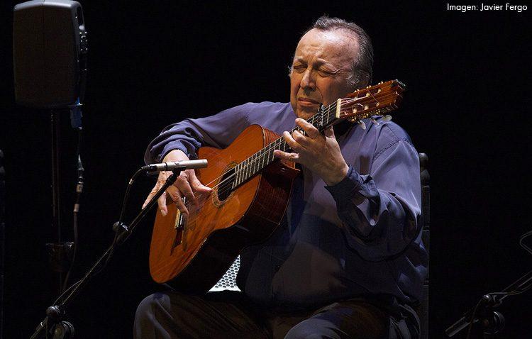 El Festival del Mostachón rendirá homenaje al guitarrista Paco Cepero