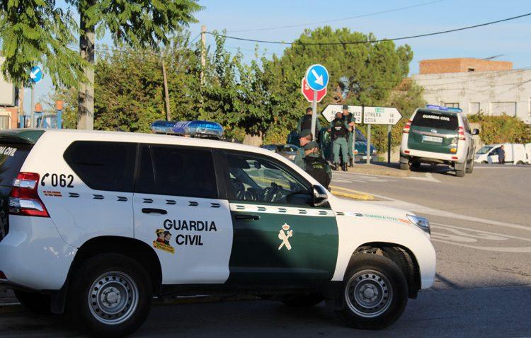 Una veintena de detenidos en la histórica operación contra el narcotráfico desarrollada El Palmar de Troya