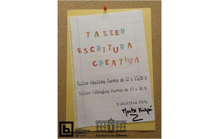 Los talleres de escritura creativa regresan a la biblioteca de Utrera