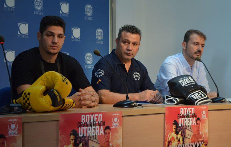 El boxeo regresa a Utrera con una gran velada