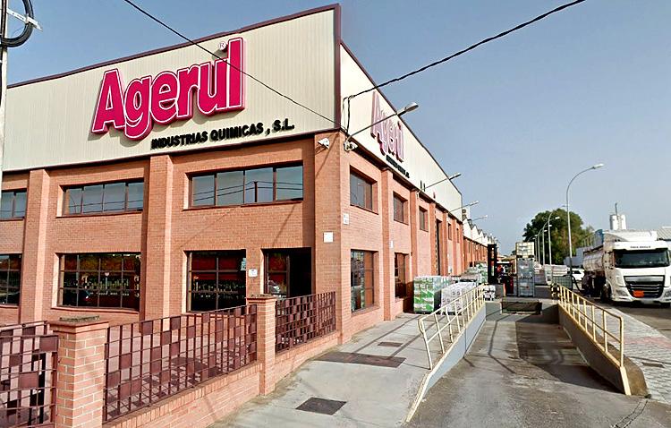 La empresa utrerana Agerul amplía su fábrica y fija su mirada en África para continuar su expansión internacional