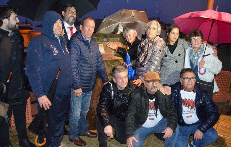 Un homenaje permanente en Utrera a la «valiente» republicana Carmen Luna