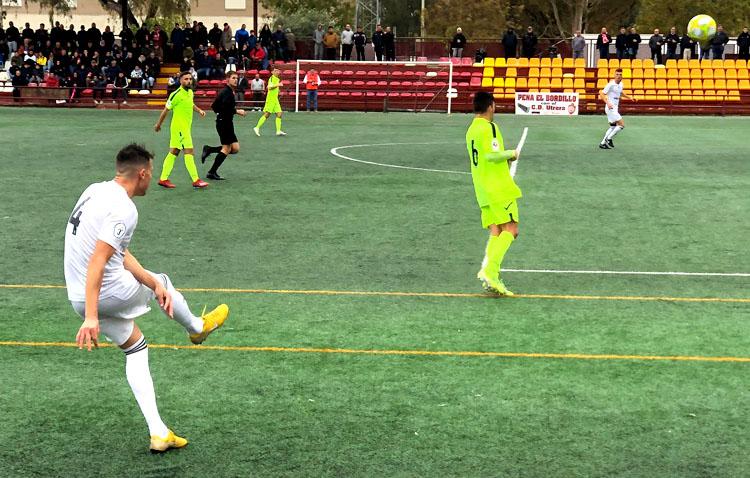 C.D. UTRERA 3-0 CD GERENA: Regresa la victoria al San Juan Bosco