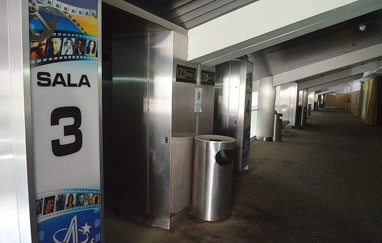 A licitación los cines de «Los Molinos», con opción a dejar algunas salas para otras actividades lúdicas y culturales