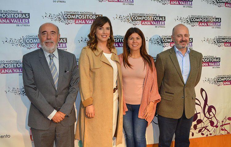 El concurso nacional de compositoras repartirá 5.000 euros en premios en Utrera en su segunda edición