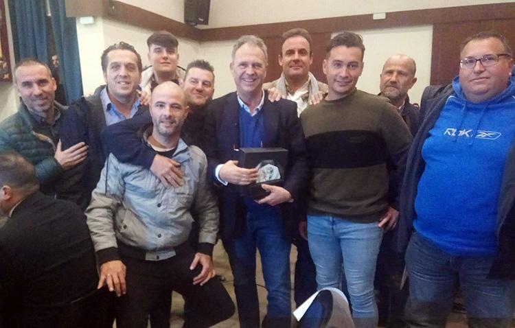El Club Deportivo Utrera, la entidad más premiada por el comité de entrenadores