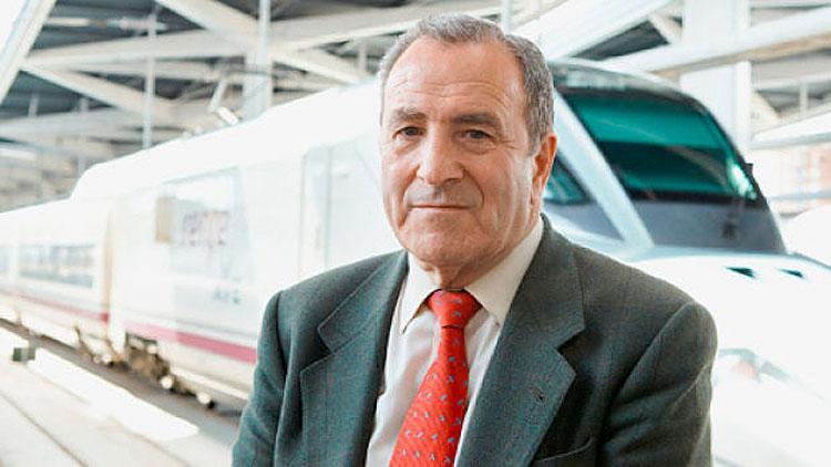 Acufer organiza su pregón ferroviario a cargo del importante ingeniero e inventor José Luis López
