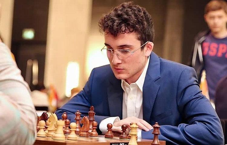 Miguel Santos: «Hay competiciones de ajedrez en las que he perdido tres kilos»