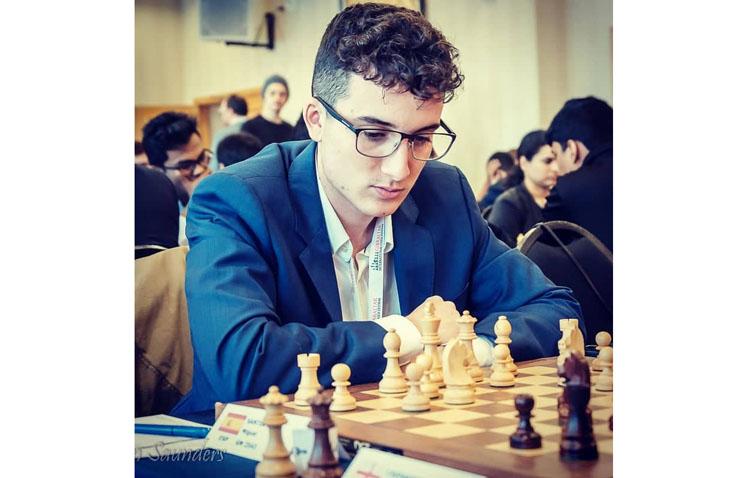 El ajedrecista utrerano Miguel Santos, noveno en el campeonato absoluto de España