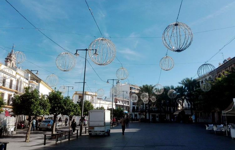 La Navidad comienza en Utrera el 4 de diciembre, con el encendido de una iluminación navideña con novedades
