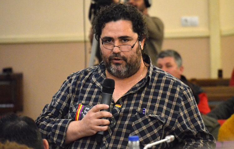Fallece a los 53 años Pepe Cuenca, sindicalista y político del PCA de Utrera